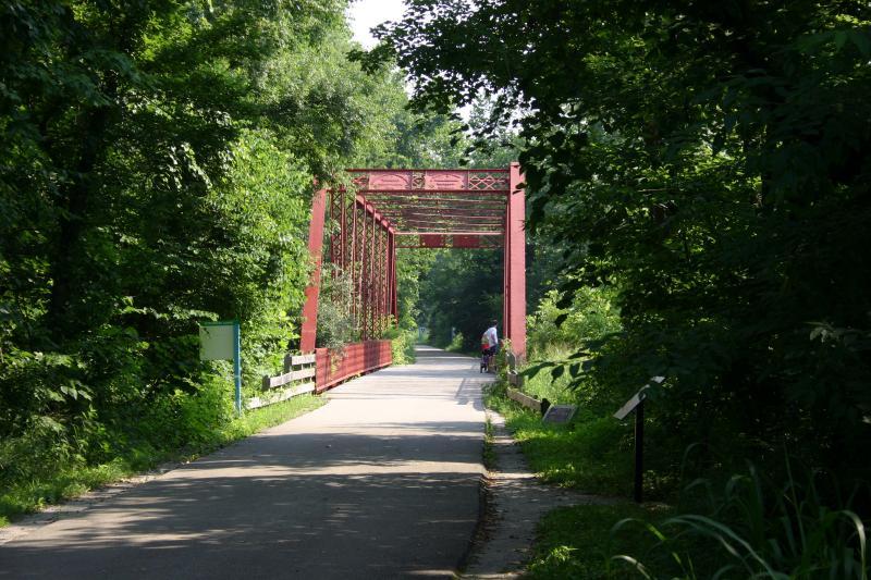 Clear Creek Trail Summer
