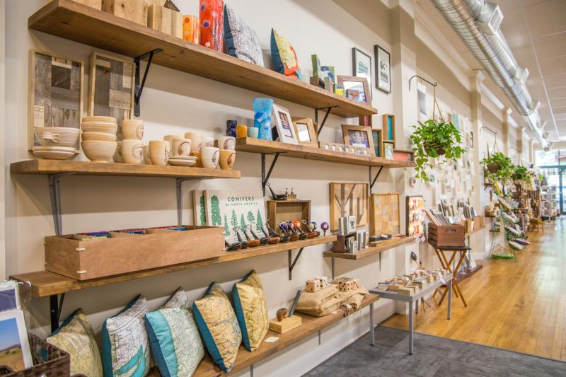 Household items at Gather Shoppe In Bloomington