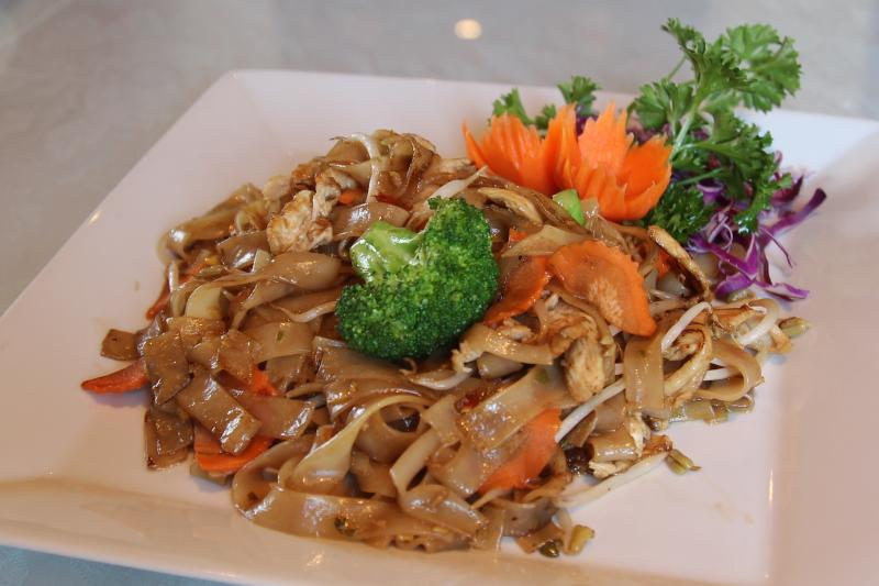 Noodle dish from My Thai