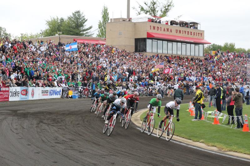 IU Little 500 Men's Race at Bill Armstrong