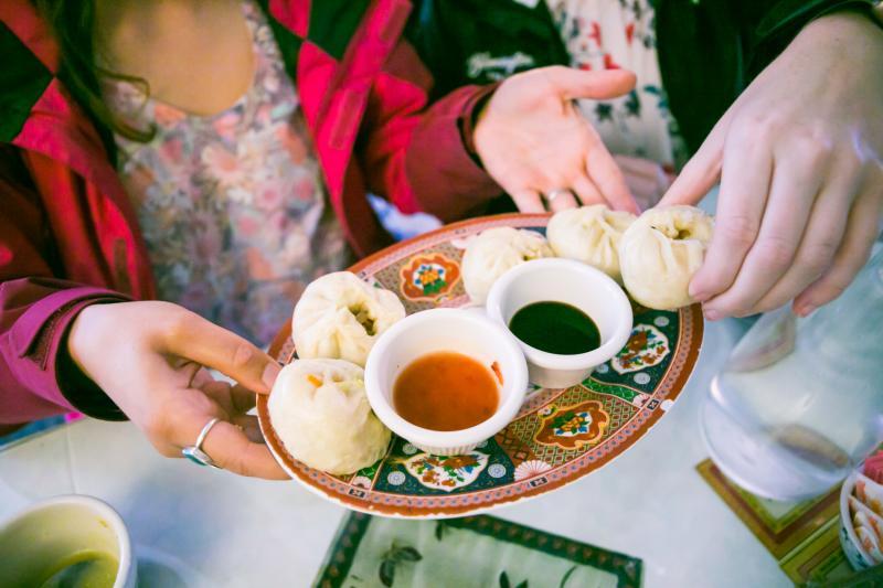 Dumplings from Little Tibet