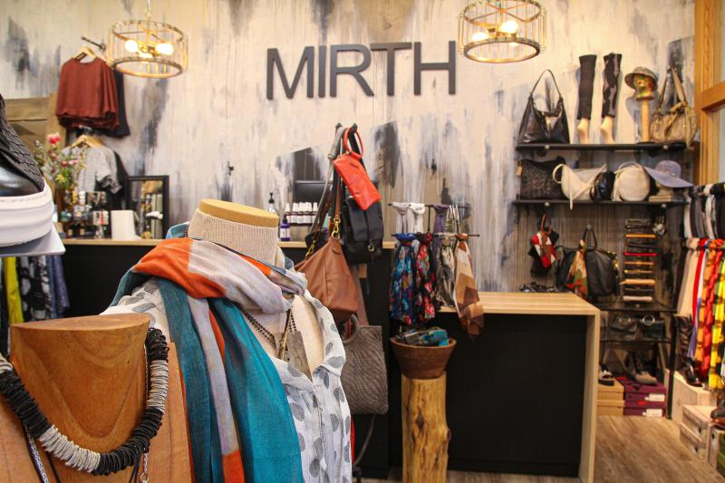Inside of Mirth