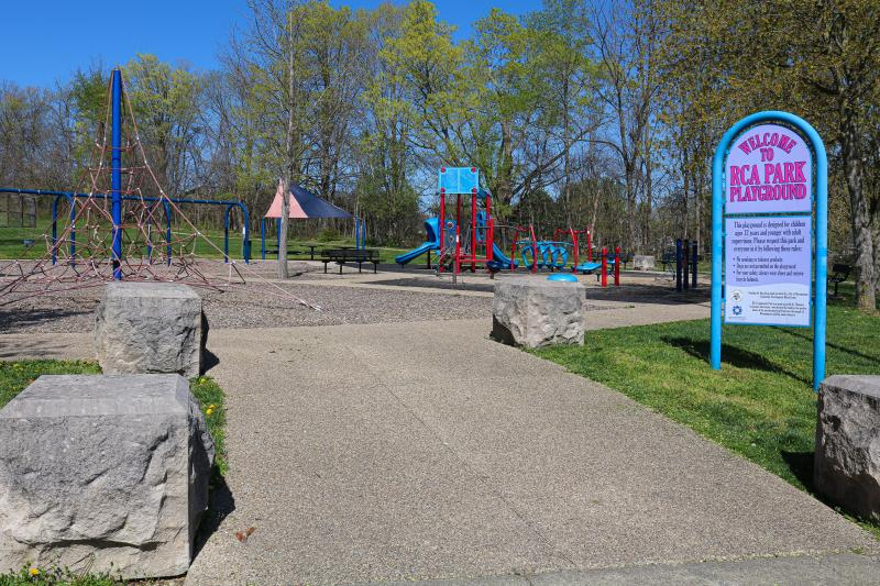 Playground at RCA Park