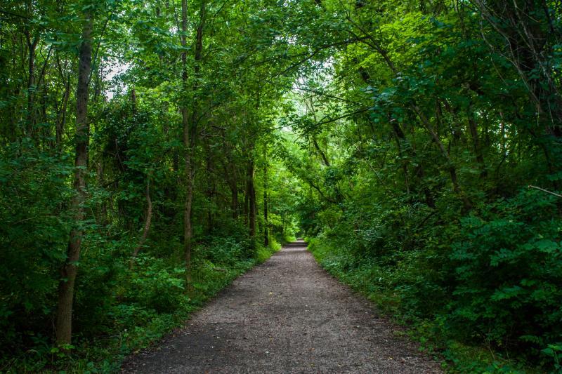 Bloomington Rail Trail