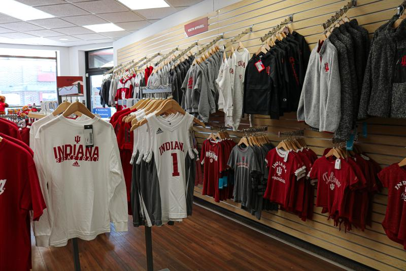 Youth apparel at The Indiana Shops