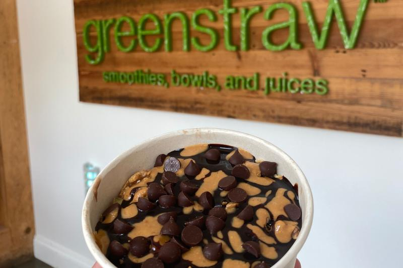 Greenstraw