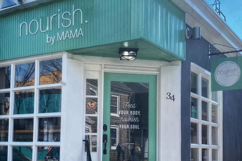 Nourish by Mama