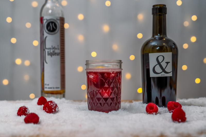 FLX Fortified Wine Cocktails - FLX St Charles Punch