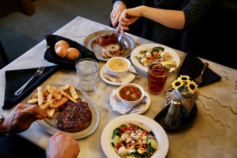 Dining in Gatlinburg