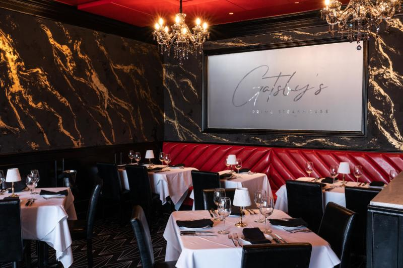 Gatsby's Prime Steakhouse