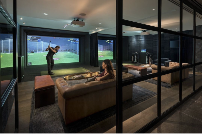Top Golf Swing Suites at Four Seasons Houston