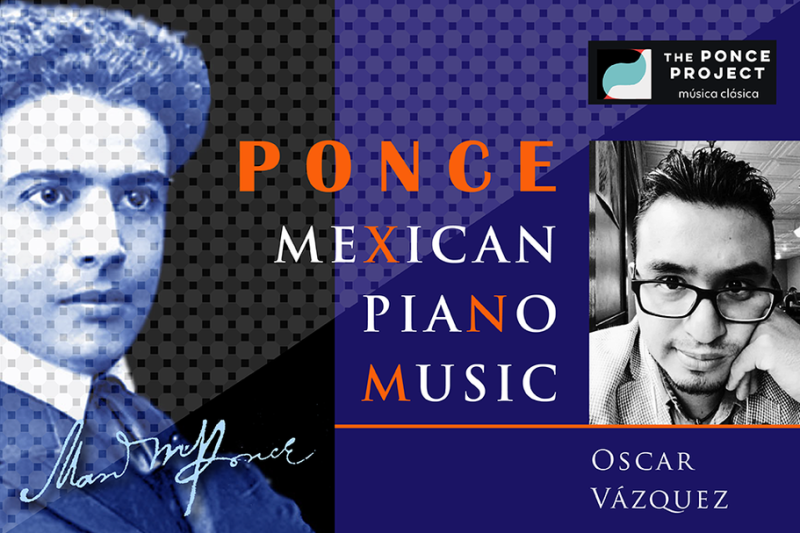Ponce: Mexican Piano Music
