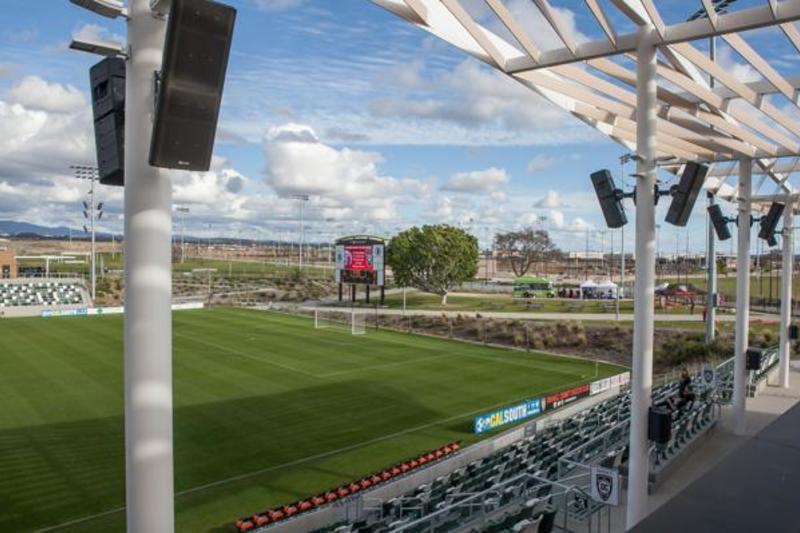 Championship Stadium