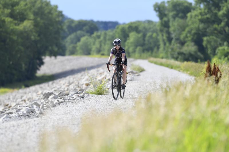 Armourdale Hike & Bike Loop