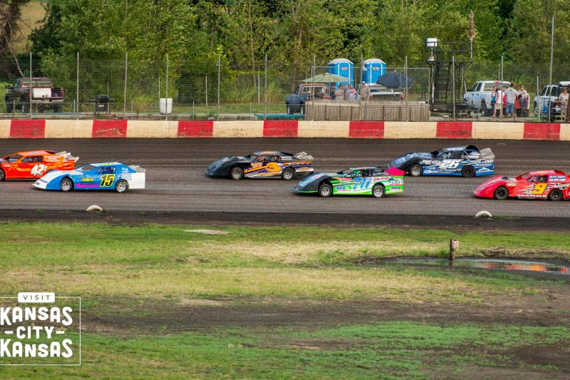Lakeside Speedway Virtual Background