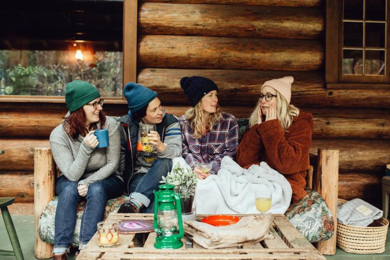 Girls Getaway at Loloma Lodge