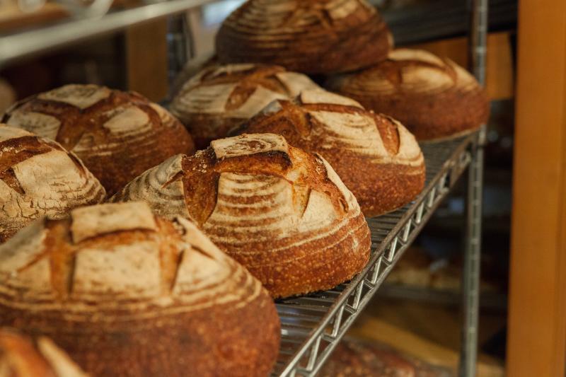Creswell Bakery bread