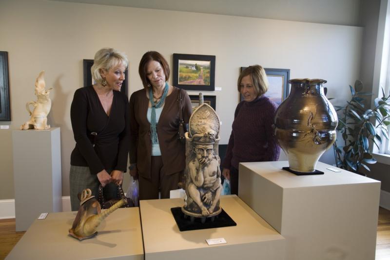 SNW Gallery and Custom Frames Art Gallery