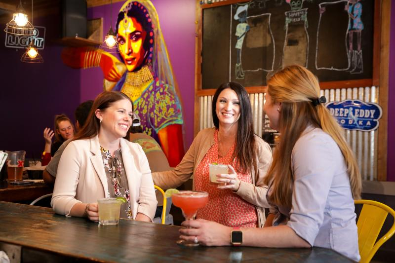 Bollywood Ladies drinks