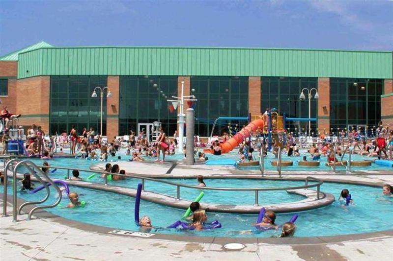 Maple Grove Community Center pool
