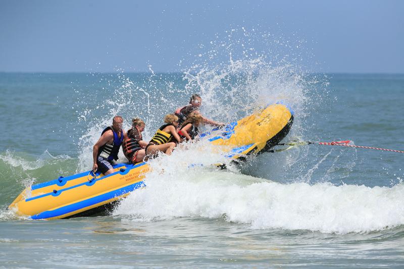 Banana Boat, Myrtle Beach, SC