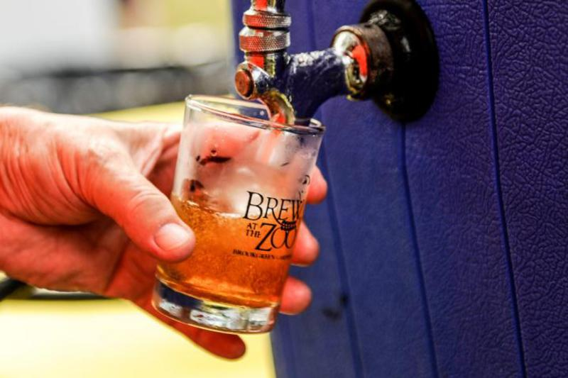 Brookgreen Gardens Brew at the Zoo
