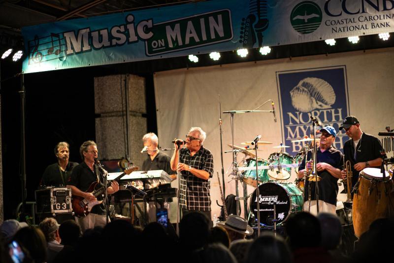 Live Music in North Myrtle Beach