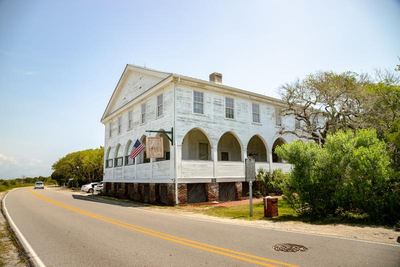 Historic District in Pawleys Island