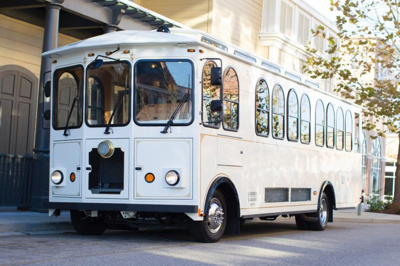Market Common Trolley History Tours, Myrtle Beach, SC