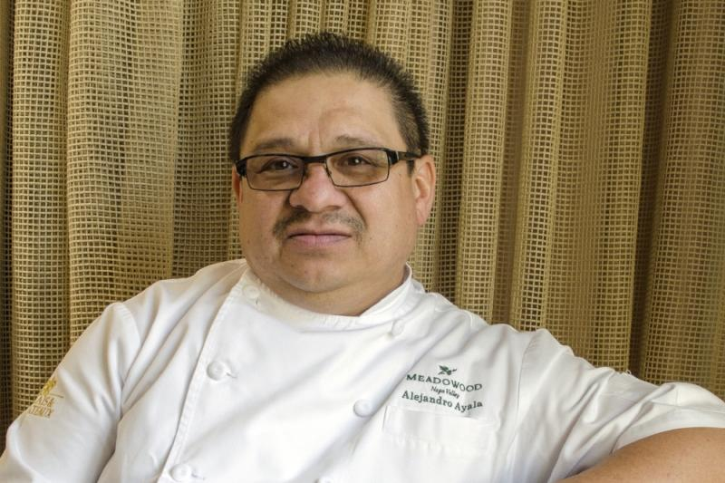 Alejandro - Estate Chef