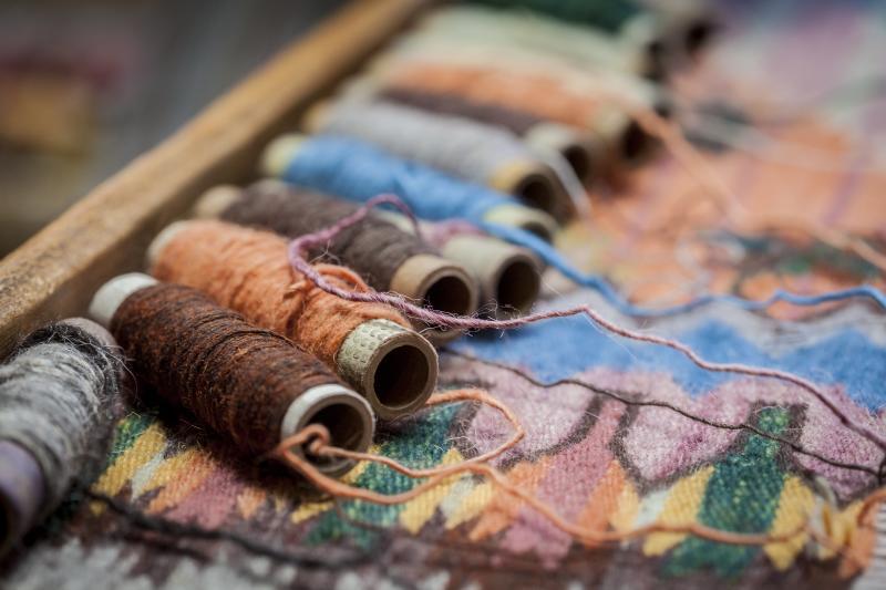 wool yarn - NM Fiber Crawl