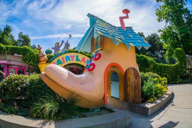 Children's Fairyland boot