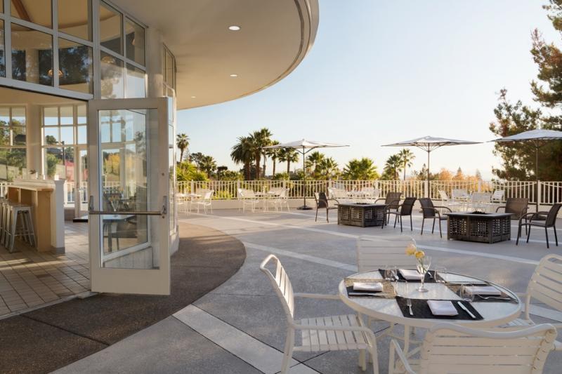 Claremont Hotel & Spa Outdoor Venue