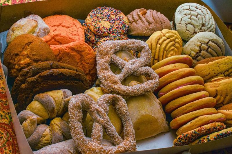 Mexican Sweet Bread Photo