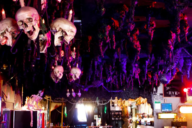 The Avenue Bar Interior