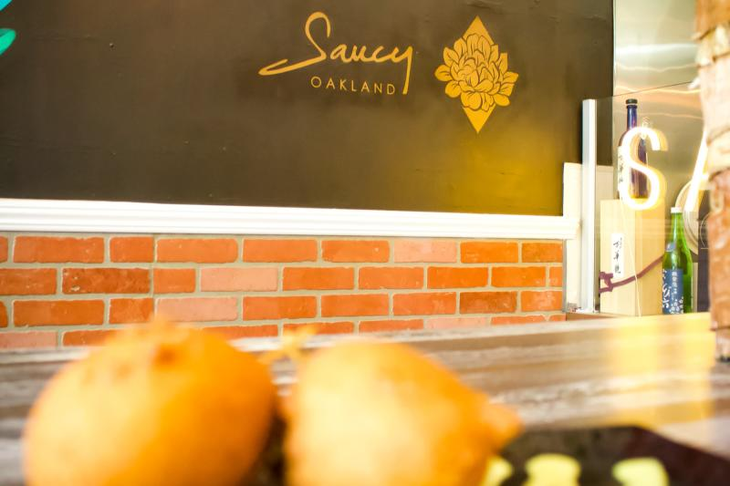 Saucy Oakland