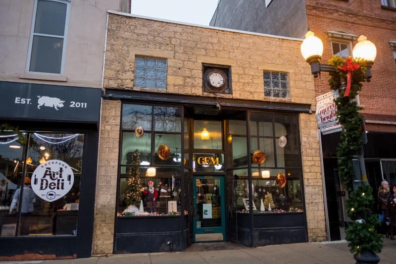 Stroll RAD GEM Storefront