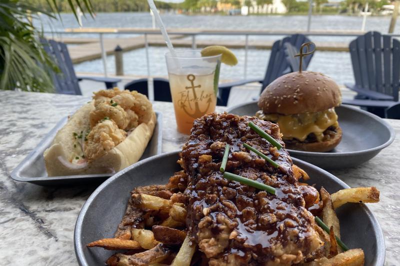 The Anchor, Tammany Taste, Madisonville