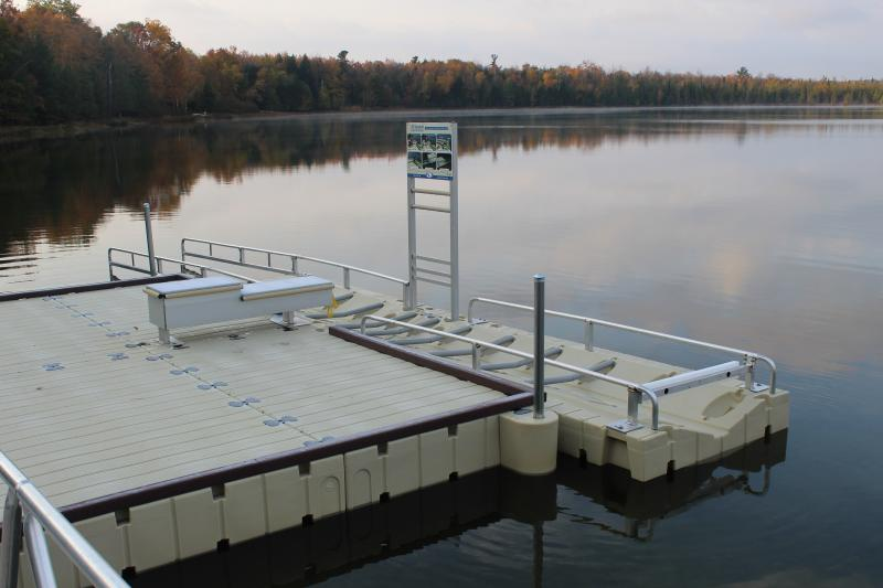 Loon Lake Accessible Launch