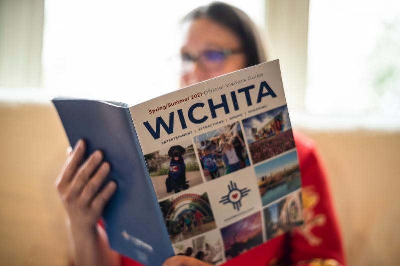 Exploring the 2021 Official Wichita Visitors Guide