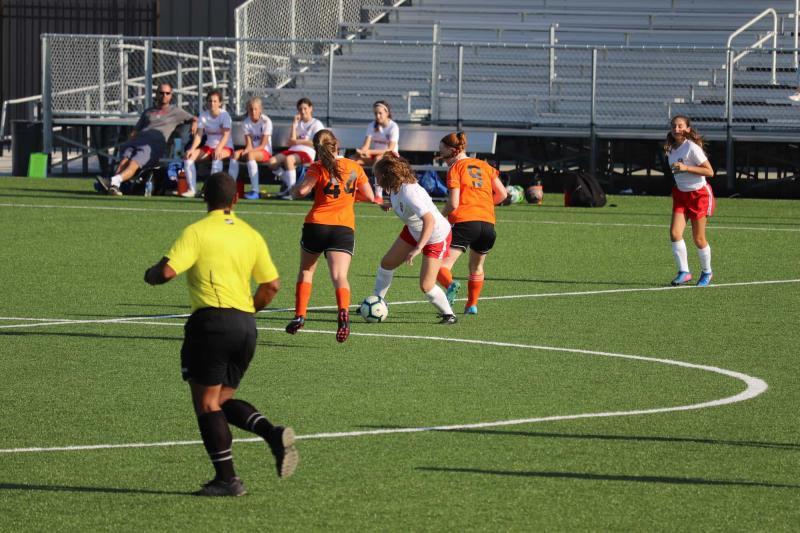 Women's Soccer at Stryker Sports Complex