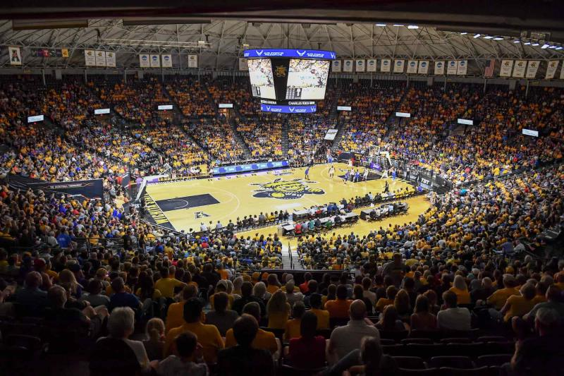 The Basketball Tournament (TBT) 2019 at Charles Koch Arena at WSU