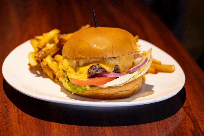 The Hill's Shack-Out Burger