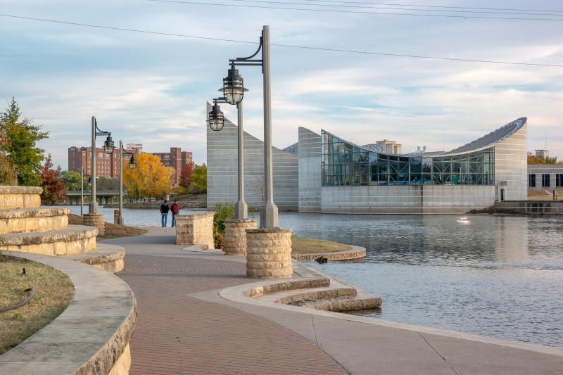 Exploration Place River View