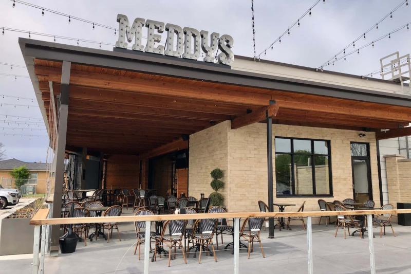 Meddy's West Wichita Patio