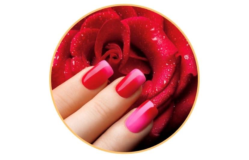 Inspire Nail Salon manicure