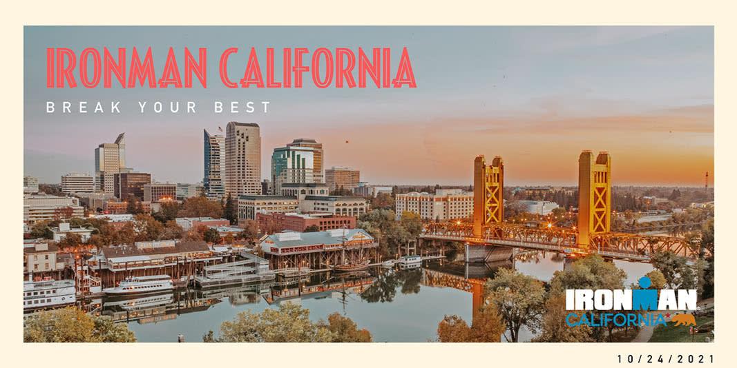 Ironman California 2021