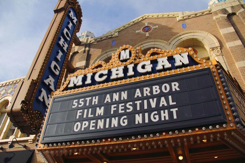 Historic Michigan Theater, Ann Arbor, MI