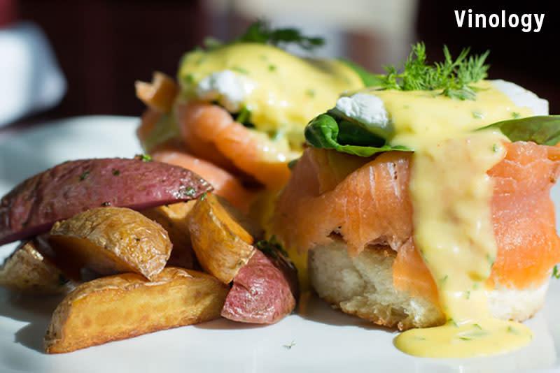 Breakfast at Vinology