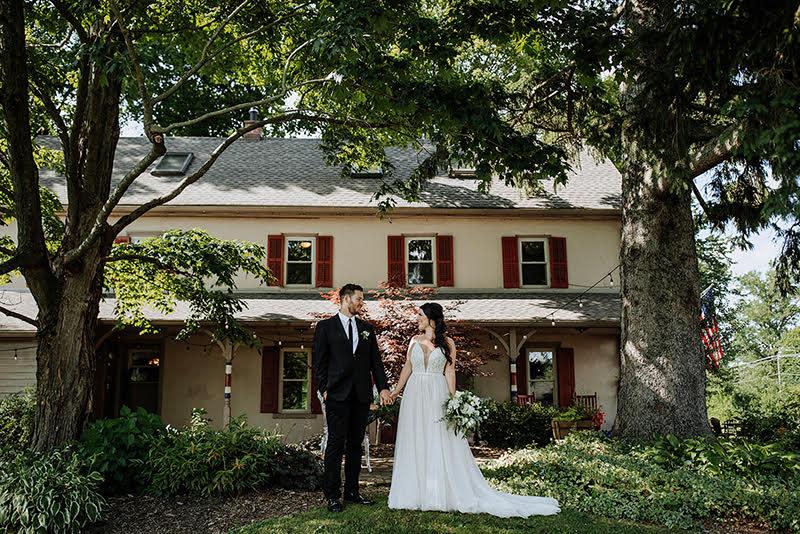 Galvanized wedding